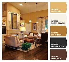 43 cozy and warm color schemes for your living room color