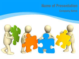 Pieces Of Puzzle Powerpoint Templates Pieces Of Puzzle Powerpoint Puzzle Powerpoint Template Free