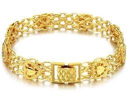 gold bracelet woman images Gold bracelets for women online jpg