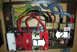 fuse consumer unit consumer units electrics