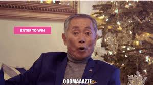 George Takei Oh My Meme - oh my george takei gif find download on gifer