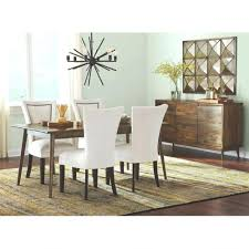 buffet tables for dining room marquee 8 piece dining w buffet set