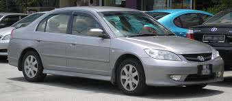 honda 7th civic file honda civic seventh generation facelift front