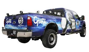 led lights for pickup trucks grote s t3 truck tour the industry s most impressive led lights