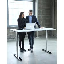 Sit To Stand Desk Ikea Sit And Stand Desk Wyskytech