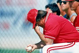 Hit The Floor Pete - pete rose is banned from baseball for gambling in 1989 ny daily news