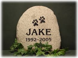 grave markers for sale river rock pet grave markers