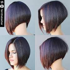 front and back of inverted bob hair 22 cute inverted bob hairstyles popular haircuts