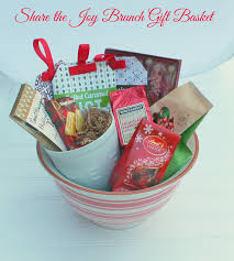 how to make a gift basket make a christmas gift basket diy simply southern