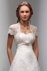 wedding dresses with short lace sleeves pictures ideas guide to