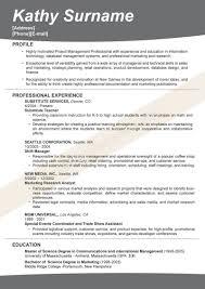 Marketing Analyst Resume Sample Professional Business Cv Example