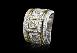 wedding rings at american swiss classic square ring american swiss
