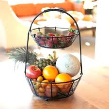 fruit basket stand 3 tier fruit bowl black fruit basket black desert online fruit