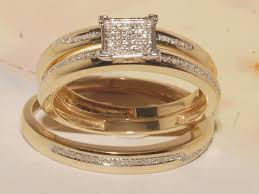 cheap wedding rings wedding rings matching wedding bands for and groom cheap