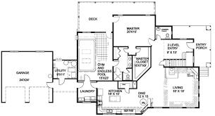 Luxury Home Floor Plans Indoor Pool