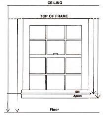 window measurements dorothy s originals ordering information for custom ruffle program