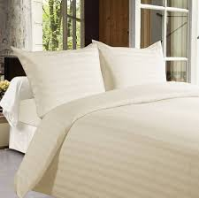 buy bed sheets with stripes 350 thread count off white online in