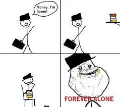 Best Memes Of 2010 - forever alone meme 21 pictures the mary sue