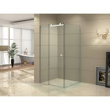 Sliding Shower Screen Doors Sliding Shower Screens 1401 1600mm Kalessi Bathroomware