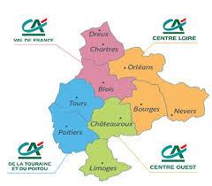 siege credit agricole centre est crédit agricole centre ouest carcie partenaires de croissance