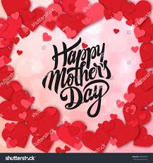Mother S Day Designs Happy Mothers Day Design Elements Vector Stock Vector 400890757