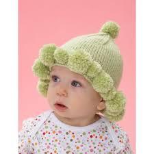 bernat knit baby hat knit pattern yarnspirations