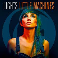 Ellie Goulding Lights Album Lights Little Machines Album Review Time