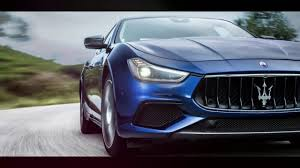 maserati 2018 new maserati ghibli 2018 model year facelift youtube
