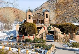 New Mexico travel link images Sanctuary at chimayo new mexico at christmas 2 by mbeiriger via jpg