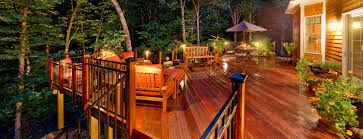 Lighting For Patios Deck And Patio Lighting In Midlothian Manakin Sabot And Richmond