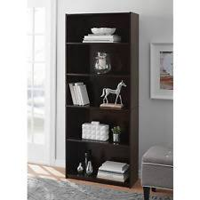 Rek Bookcase 5 Shelf Bookcase Ebay