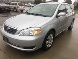 2006 toyota corolla le imports and more inc