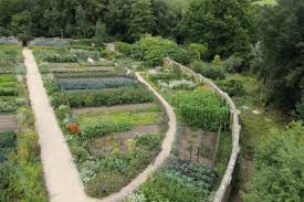 gravetye kitchen garden u2013 plinth et al