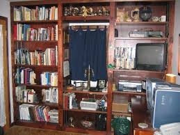 bookshelves wall unit american hwy