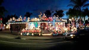 santa lights up winter wonderland with solar power proud green home