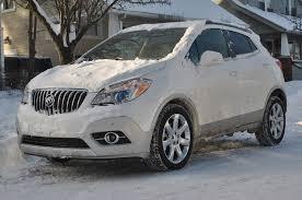 Encore Interior Surviving The Polar Vortex In A 2014 Buick Encore Motor Trend