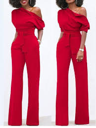 one jumpsuits queenfy jumpsuits