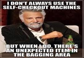 Self Checkout Meme - monday morning randomness gallery ebaum s world