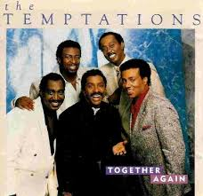 temptations christmas album together again the temptations album in temptations