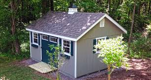 How To Build A Garden Shed Ramp by Storage Sheds Wooden Storage Sheds For Sale Horizon Structures
