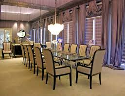 large dining room table seats with glass design pictures 12 of