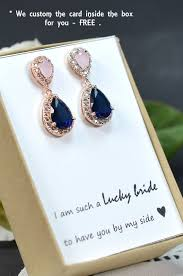 bridesmaid jewelry gifts best 25 jewellery bridesmaid gifts ideas on wedding