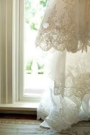 Hanging Lace Curtains 93 Best Lace Curtains Images On Pinterest Curtains Lace