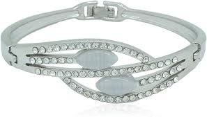 metal bracelet images Women 39 s metal bracelet in silver jewelry jpg