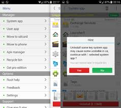 uninstall app android how to remove apps from your android device