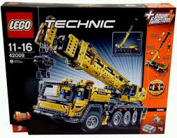 lego technic car lego technic 42009 mobile crane mk ii i12163r1 ebay