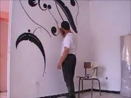 comment dessiner sur un mur de chambre dessin et peinture sur le mur 3