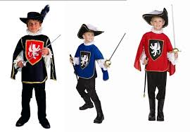 boy costumes child three musketeer costume renaissance boy costumes blue black