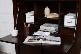 tesla dropfront desk living spaces