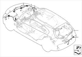 vehicle electrical system bmw x1 e84 x1 18dx n47n europe